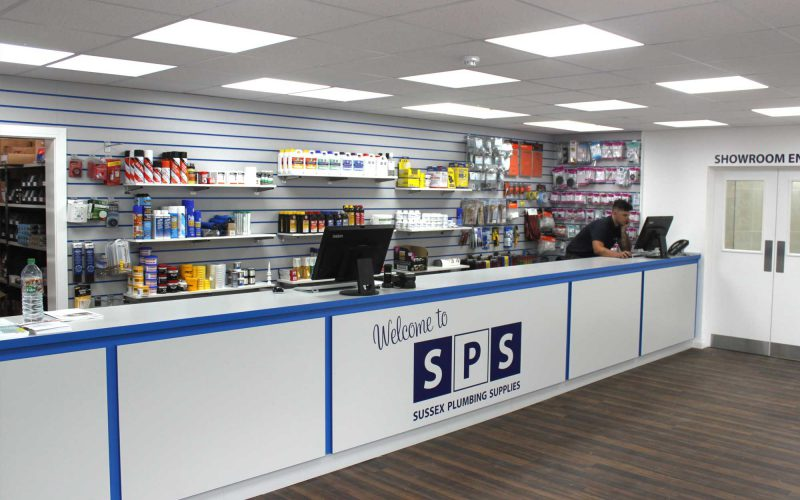 Sussex Plumbing Supplies – Bexhill Trade Counter & Showroom