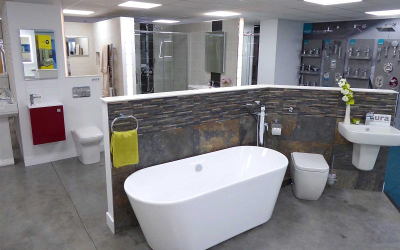 Sussex Plumbing Supplies – Polegate Showroom