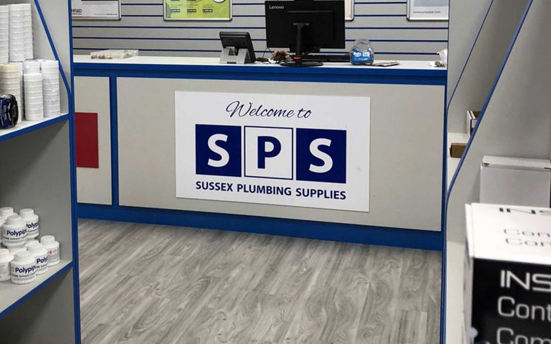 Sussex Plumbing Supplies – Hailsham Trade Counter